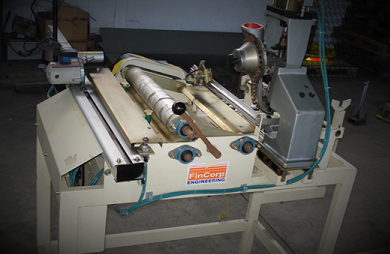 Border, Measuring, Marker and Cutter Machine